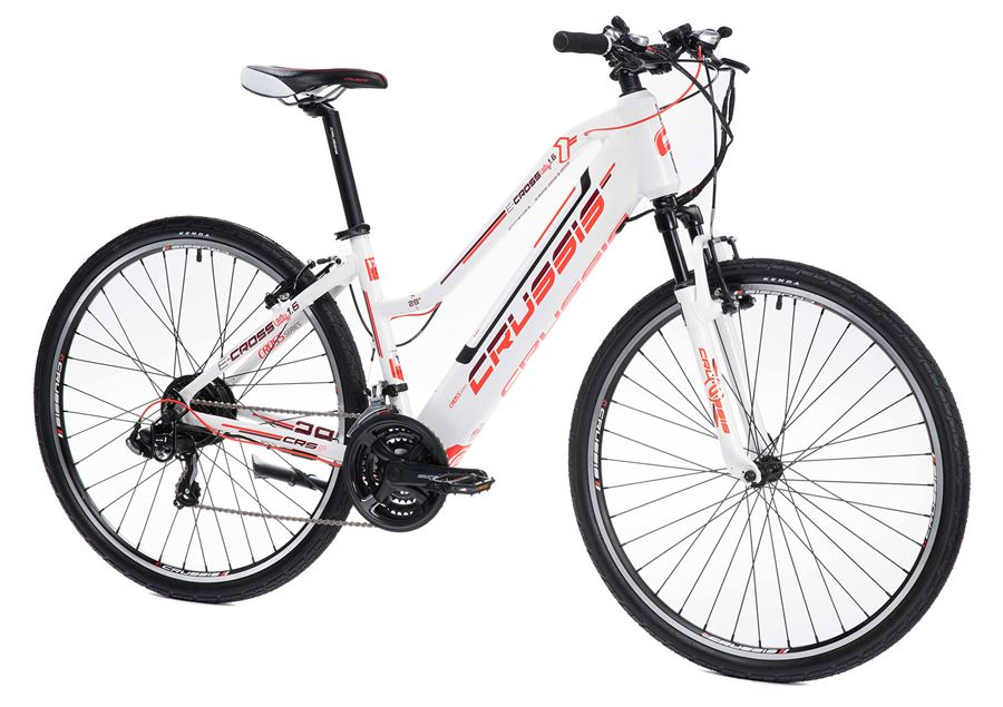 "e-Cross lady 1.6-S (17) Elektrokolo cross 28"", rám 17"" (17,5Ah)"